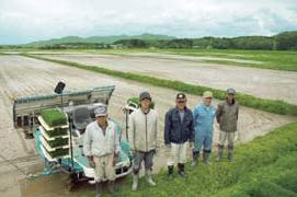 米粉発祥の地 胎内