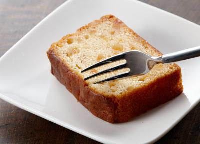 米粉ケーキ(オレンジパウンドケーキ)